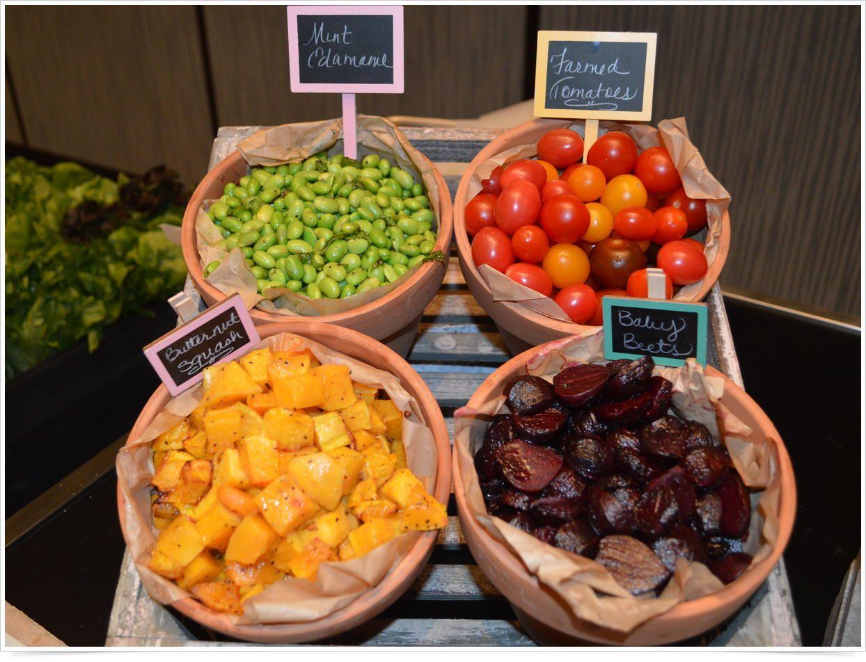 Farm Fresh Toppings | Toppings, Farm fresh, Salad bar