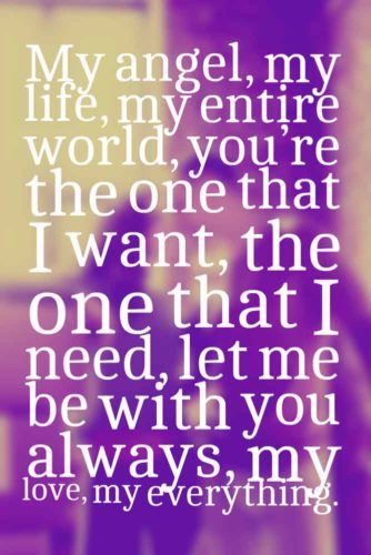21 Inspiring Love Quotes For Her ☆ See More: Http://glaminati.