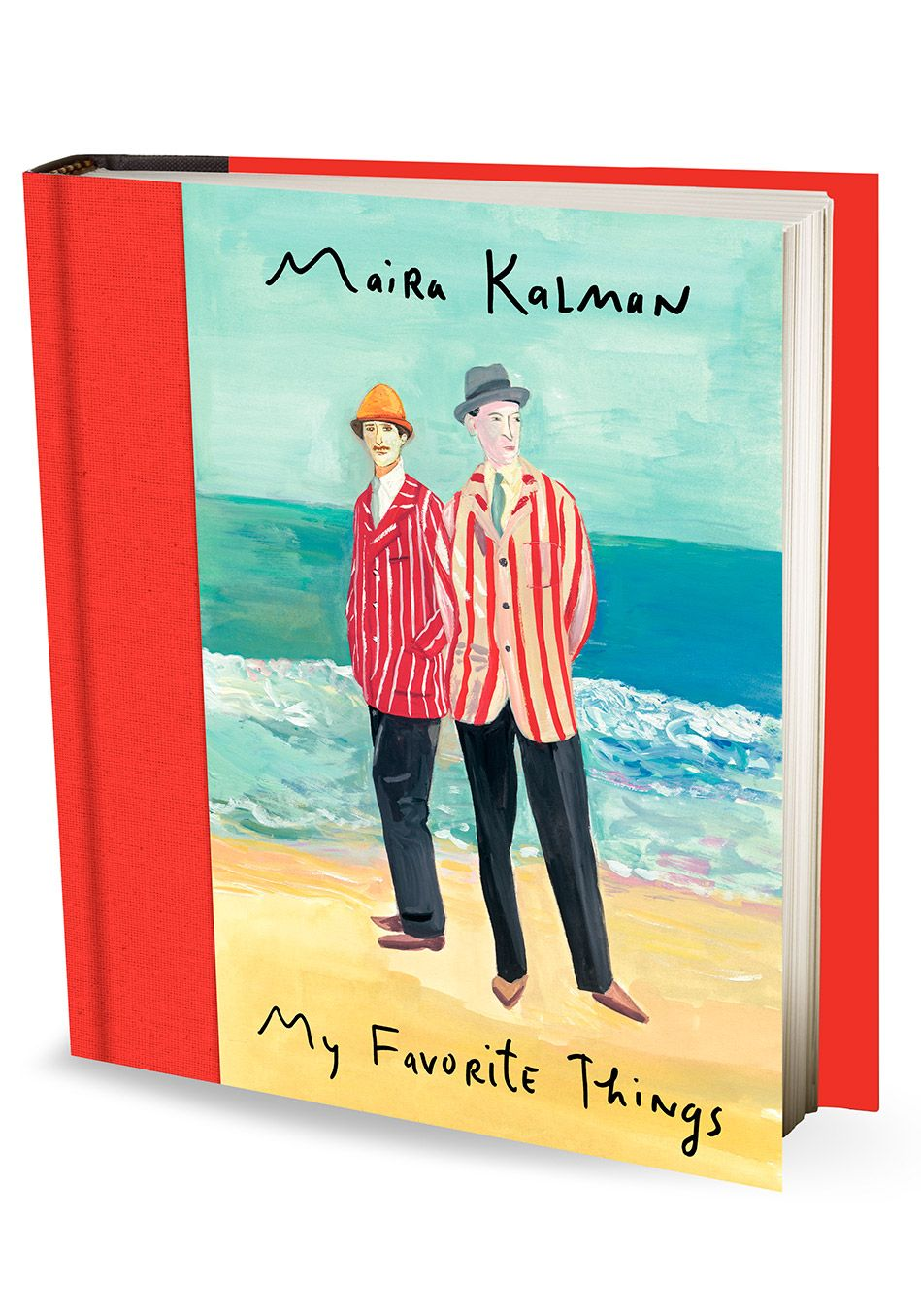 In a sense, My Favorite Things is a contemporary primer, an eclectic blend of Maira Kalman's artwork and meditations on love, memory, pleasure, and sorrow, throughout which she exhibits an extraordinary attachment to ordinary things, among them scissors, ladders, and coat-check stubs; for her, humble, utilitarian objects are suffused with poetry.