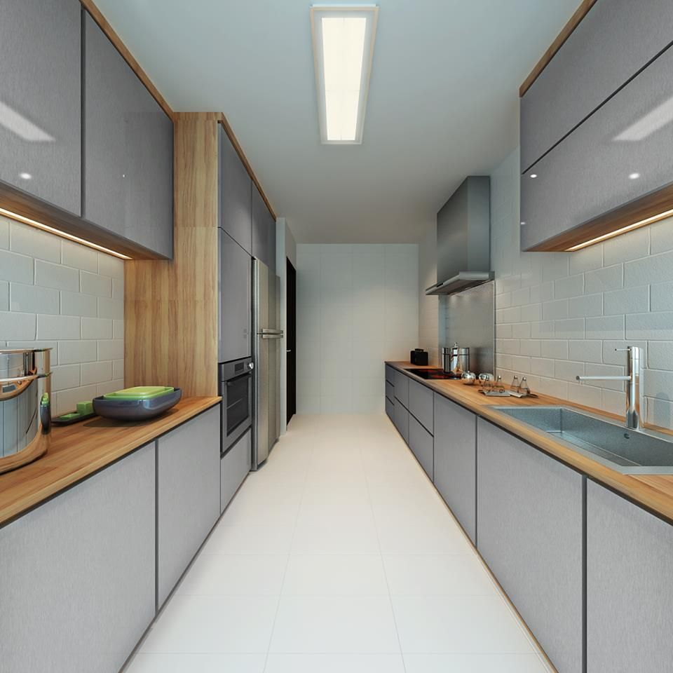 Hdb 4 room bto blk 432c yishun interiordesignsingapore for Kitchen reno design