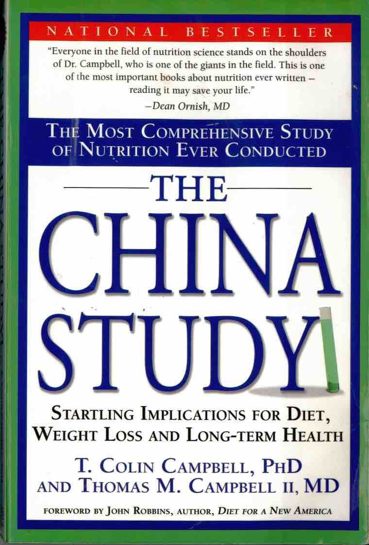 The China Study Summary Everything You Need To Know Well Good The China Study Health Books Health And Nutrition