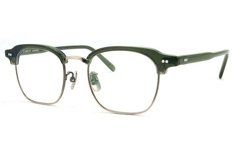 ef30cf8ea5 Description - Video - Shipping   Returns The Stancey Ramars K61 offers a  square club-master shape constructed out of Japanese acetate and titanium.