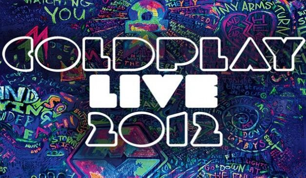 Primeras imágenes del próximo DVD de Coldplay