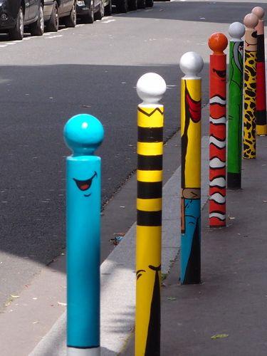 Envoyer Un Livre Par La Poste : envoyer, livre, poste, FotoLog, Magazine, Street, Graffiti,, Sidewalk