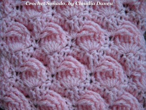 Baroque Inspiration Crochet Stitch Inspiración Barroca Punto