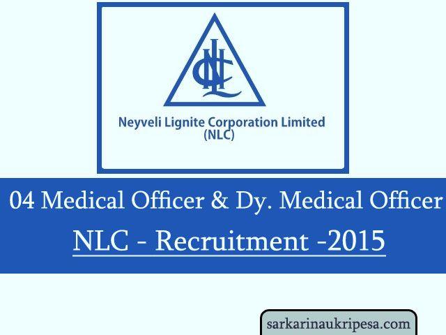 NLC-India-Recruitment-2015