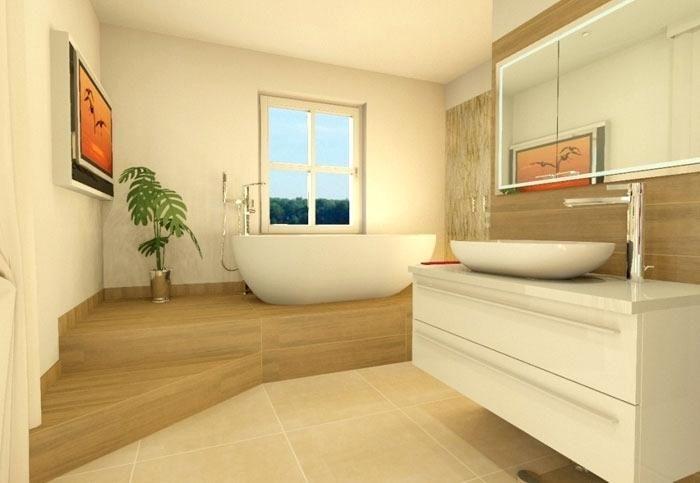 grundriss badezimmer 12qm 3d badplanung badplanung modernes bad ...