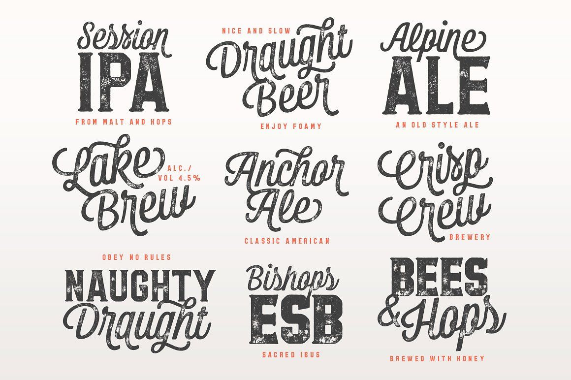 Download Bolton Font Pack -50 off intro sale #addition#printed# ...