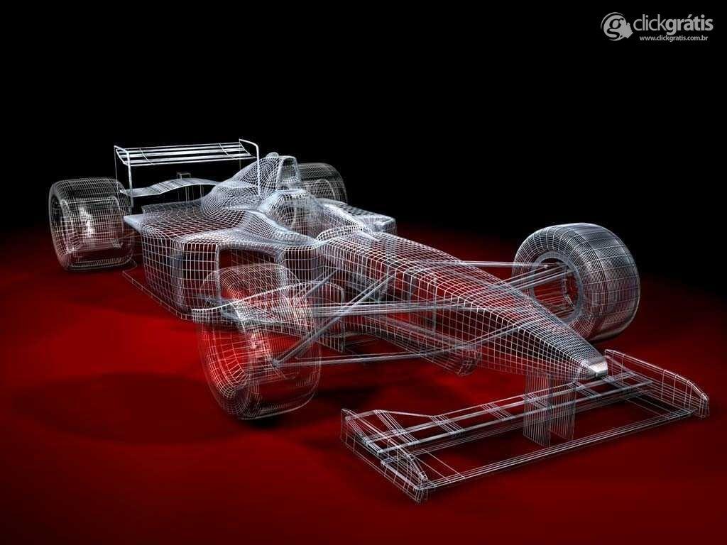 Papel de Parede - Ferrari – Fórmula 1