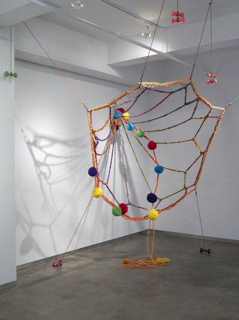 Yael Kanarek, Perpetual Dream Catcher (2013)