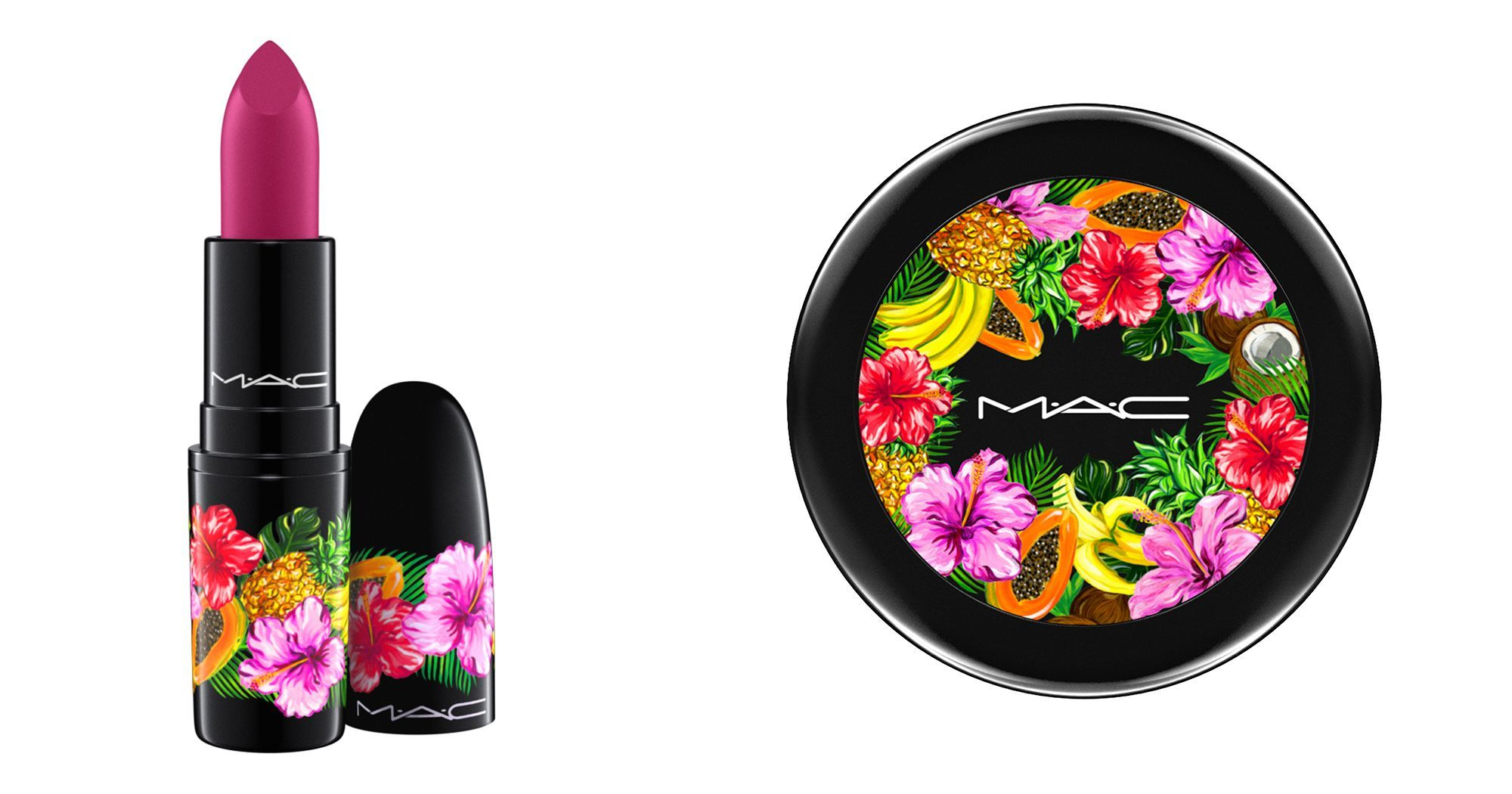 This MAC Collection Is The Next Best Thing To A Beach