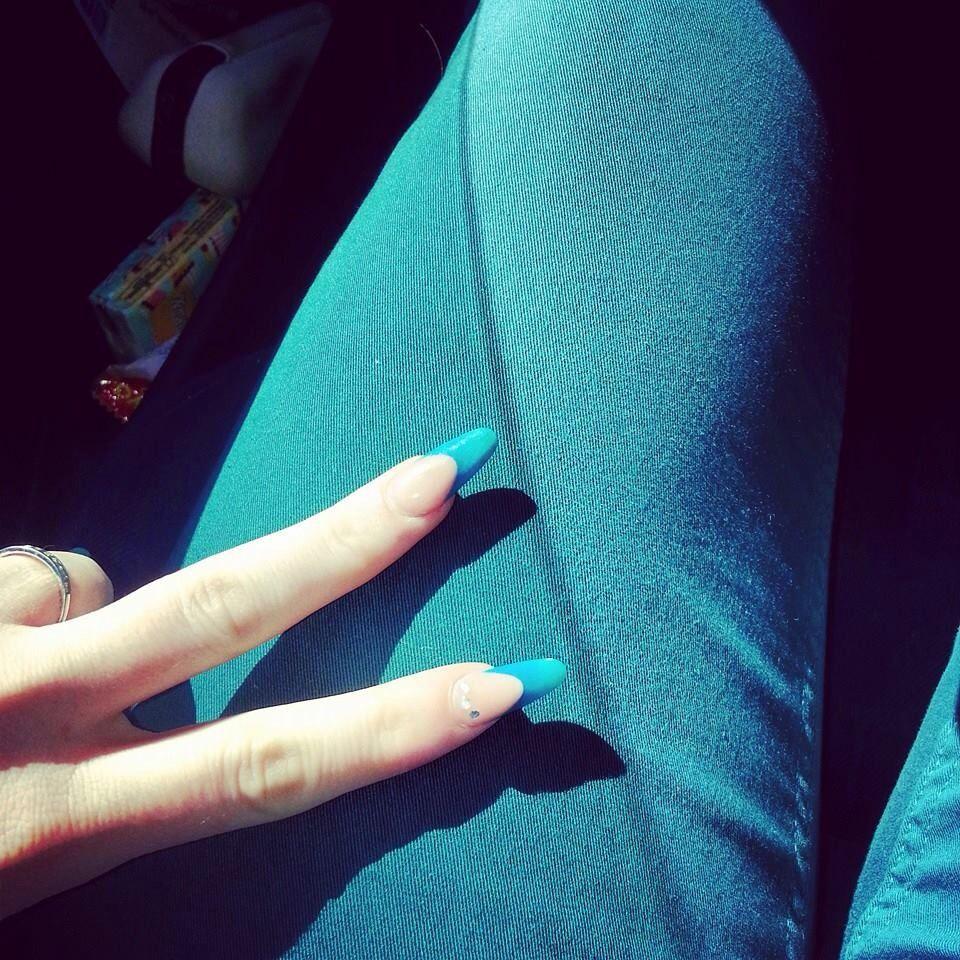 Moda uñas
