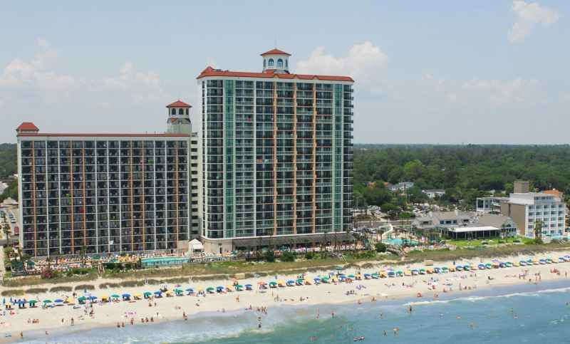 Caribbean Resort Myrtle Beach Hotels