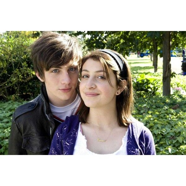 Angus, Thongs and Perfect Snogging production picture ❤ liked on Polyvore