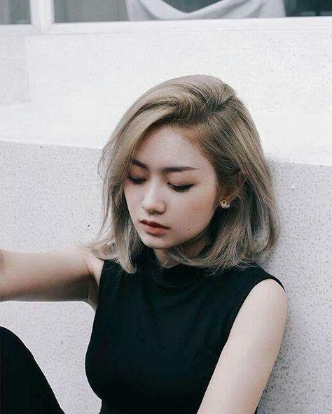 Lovely Popular Asian Hairstyles For 2018 2019 Asian Hair Asian Short Hair Asian Hair Dye