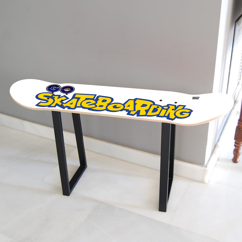 Go Skateboarding Day 2017 Furniture Skate And Pokemon Go Perfect  # Muebles Pokemon