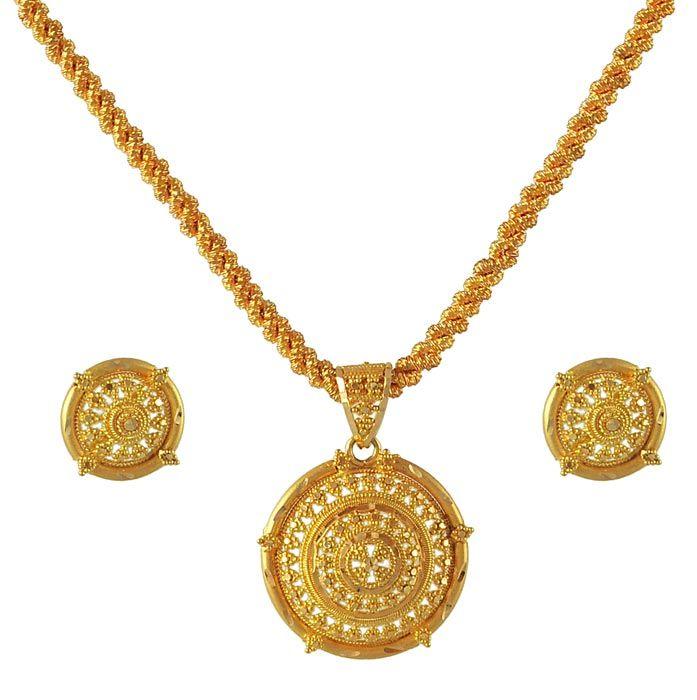 22K Gold Jewelry Designs | Jewelry Accessories World | Jewelry ...