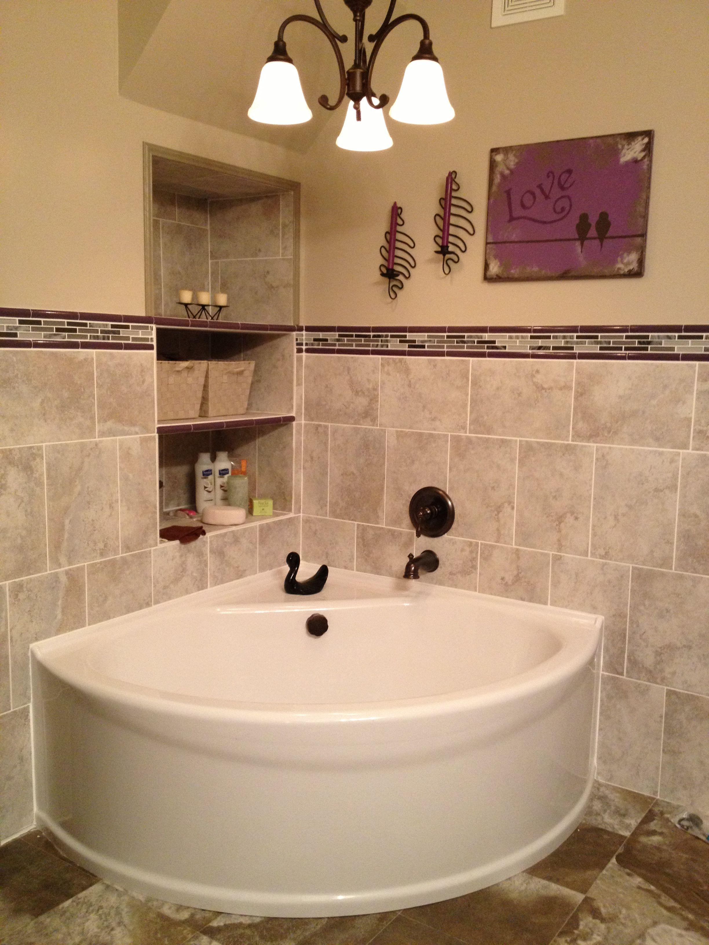 Romantic bathtub   Bathroom   Romantic bathtubs, Bathtub ...