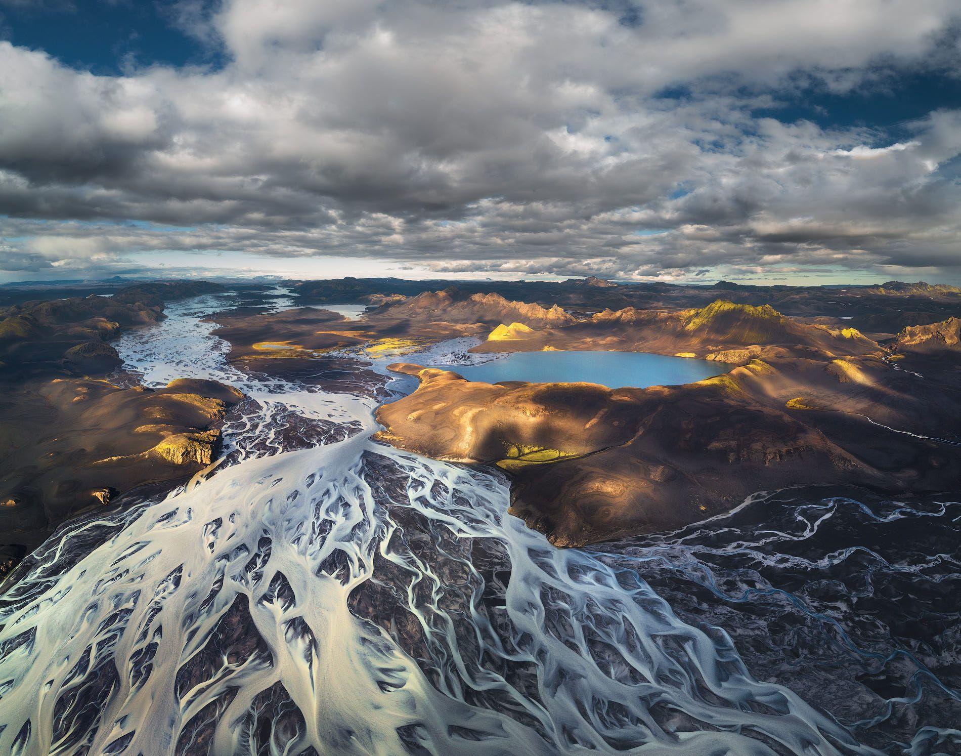 Soaring Over The Icelandic Landscape Beautiful Landscape Photography Iceland Landscape Nature Photography