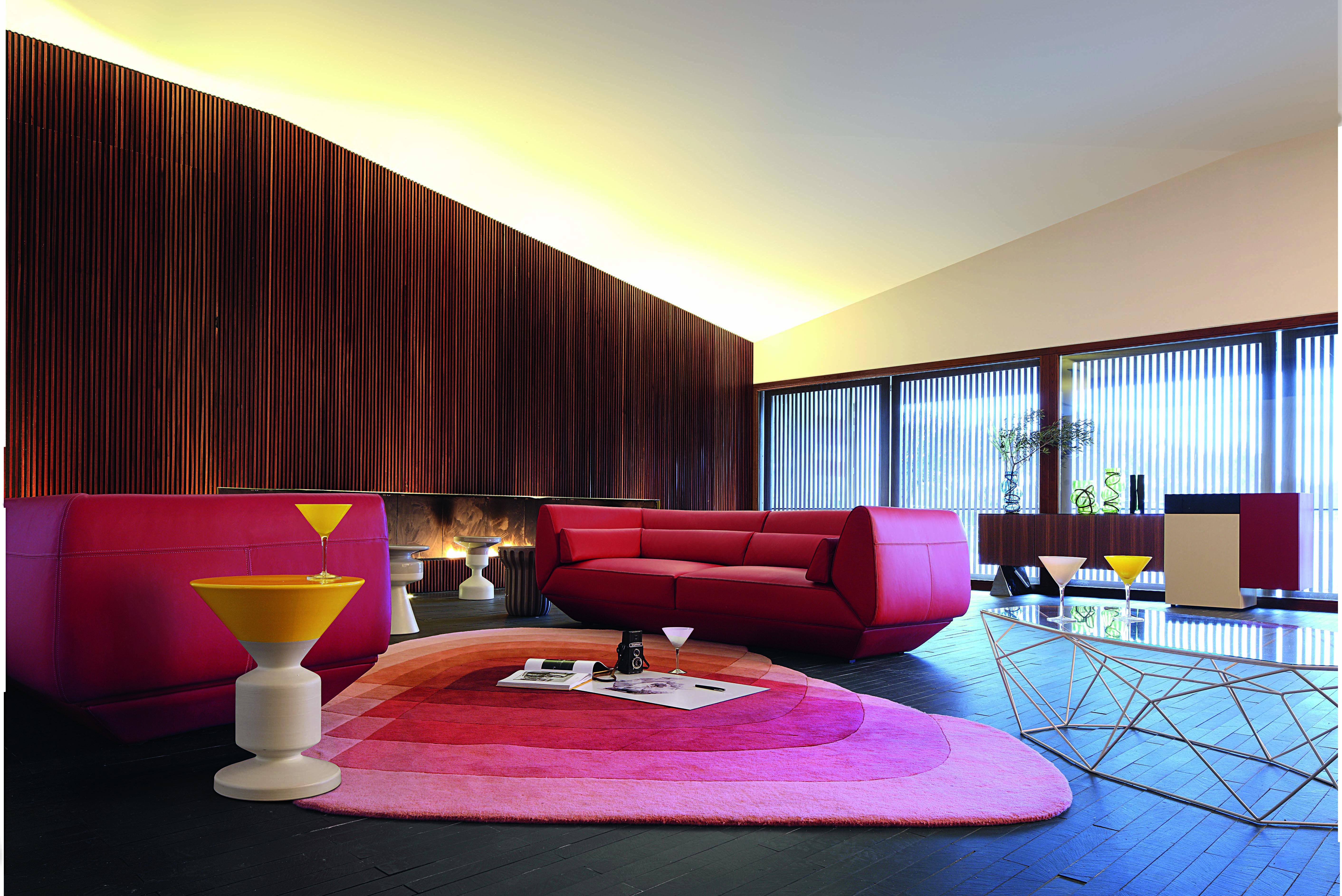 Roche Bobois AROBASE sofa design Cédric Ragot rochebobois sofa