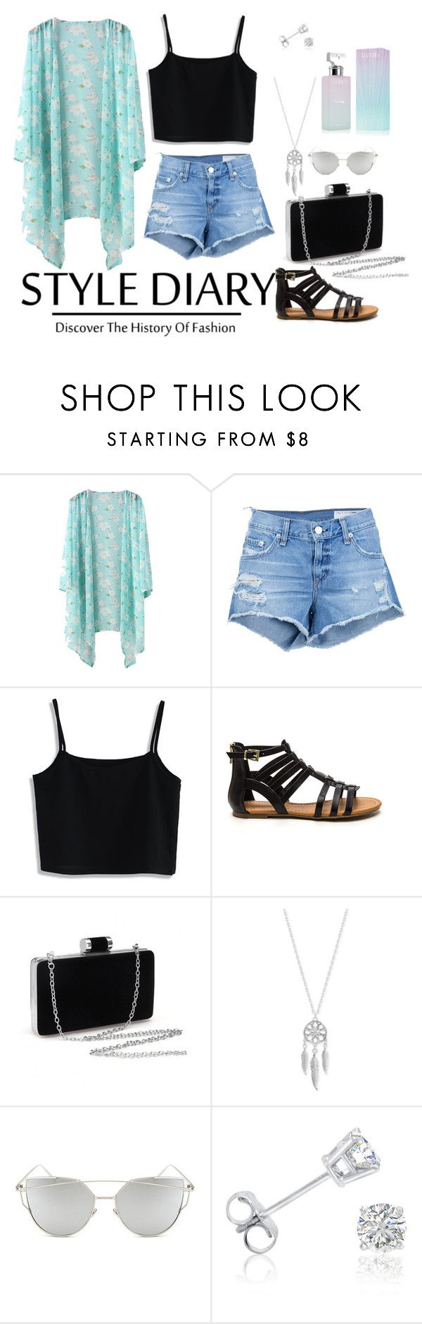 """""""sumner style"""" by lili55599 ❤ liked on Polyvore featuring rag & bone/JEAN, Chicwish, Lucky Brand, Chicnova Fashion, Amanda Rose Collection and Calvin Klein"""