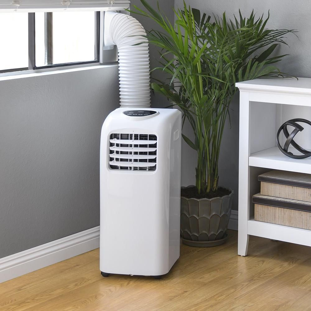 3in1 10,000 BTU Air Conditioner Fan Dehumidifier for Up