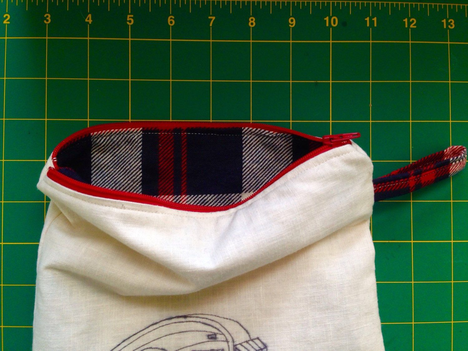 Camper pouch by keriBdesigns on Etsy https://www.etsy.com/listing/270007591/camper-pouch