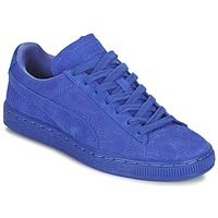 Lage sneakers Puma SUEDE CLASSIC + COLORED WN'S | Schoenen ...