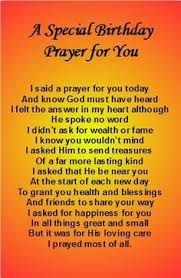 Image Result For A Prayer My Daughters Birthday