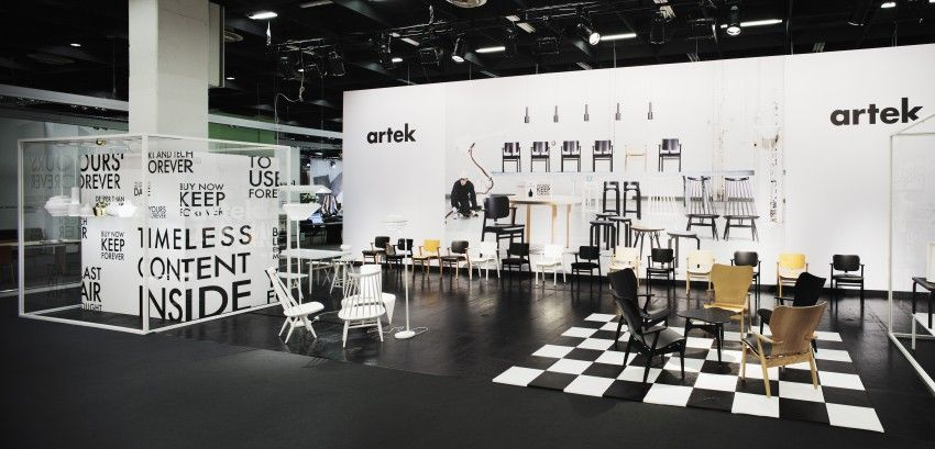 Artek - Uutiset & tapahtumat - imm Cologne 2012 - lehdistökuvia