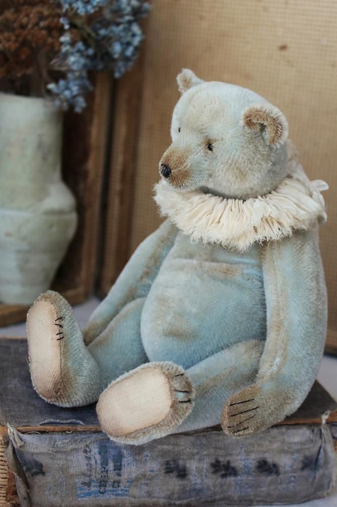 Roy by Kind bears by Alla Stepanets on Tedsby