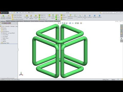 Solidworks 3D Sketch - YouTube | Solidworks tutorial in 2019