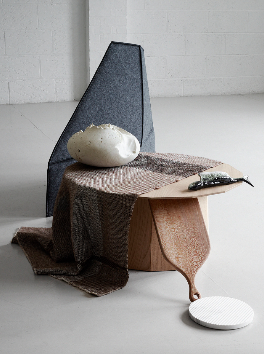 Goods | Photographed by Kate Jackling, Styled by Hana Al-Sayed | Sculpture by…