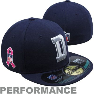 reputable site 9d4c2 b8fac New Era Dallas Cowboys Youth Breast Cancer Awareness 59FIFTY ...