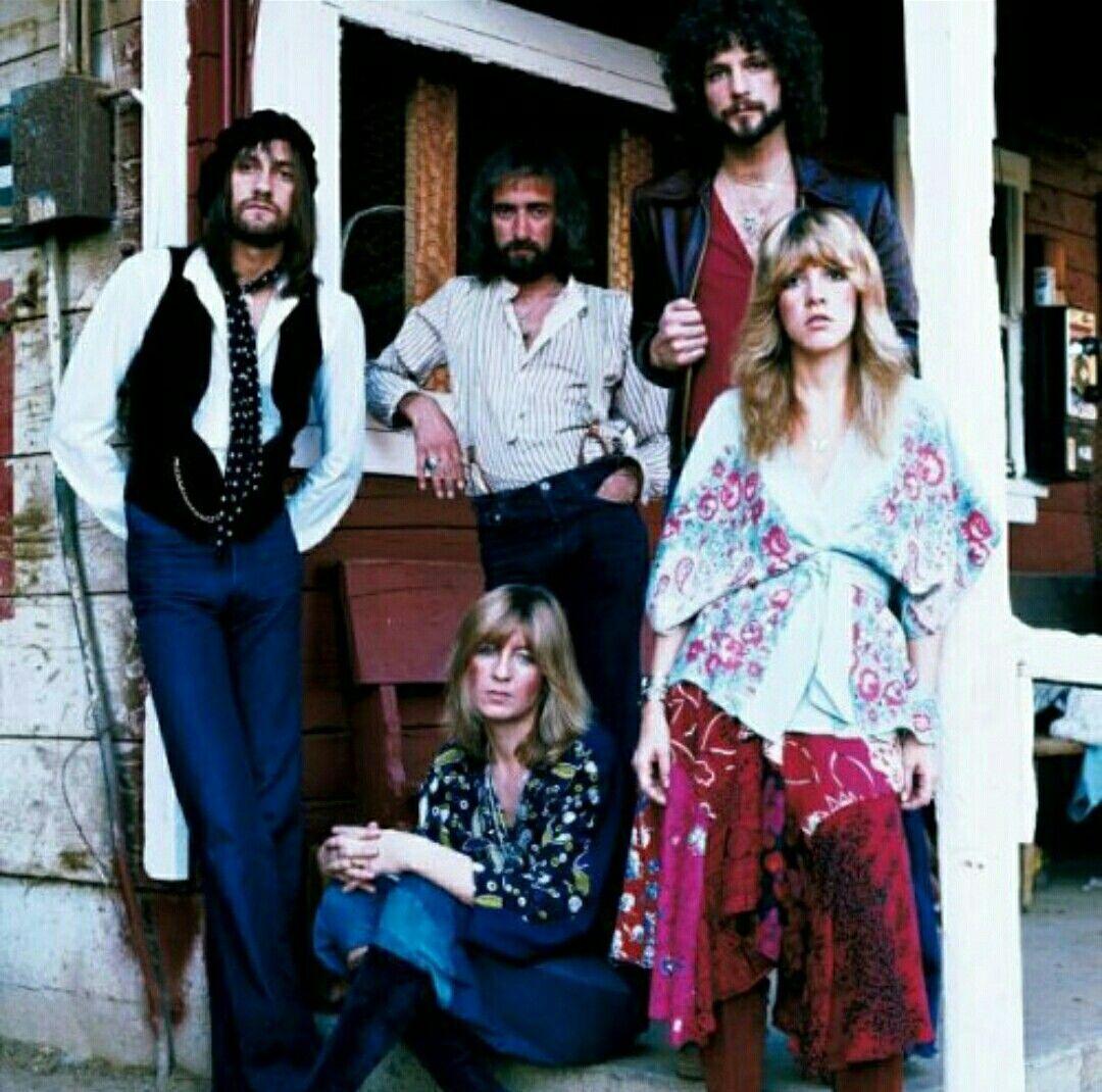 70s Fleetwood Mac poster Fleetwood mac