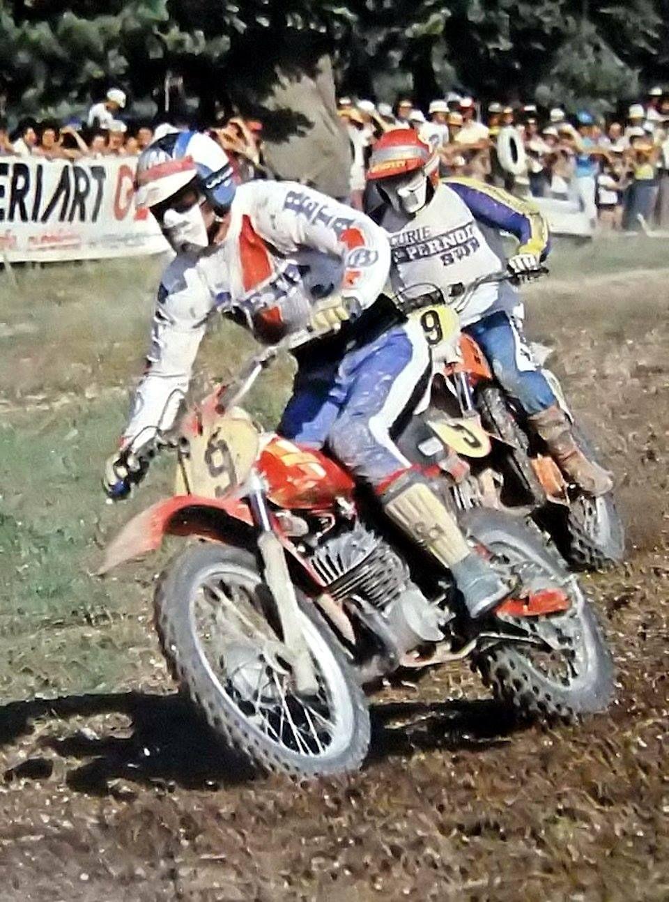 Jim Pomeroy Beta Cr 500 1979 Motocross Coches Y Motocicletas Motos