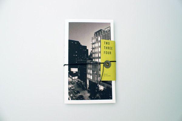 2/3/4 Arts Center / Brochure Design on Behance