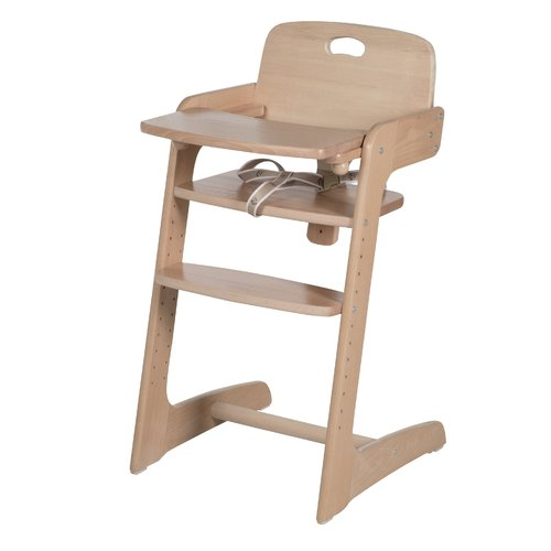 Roba Standard High Chair Wooden High Chairs Foot Rest Toddler Kitchen