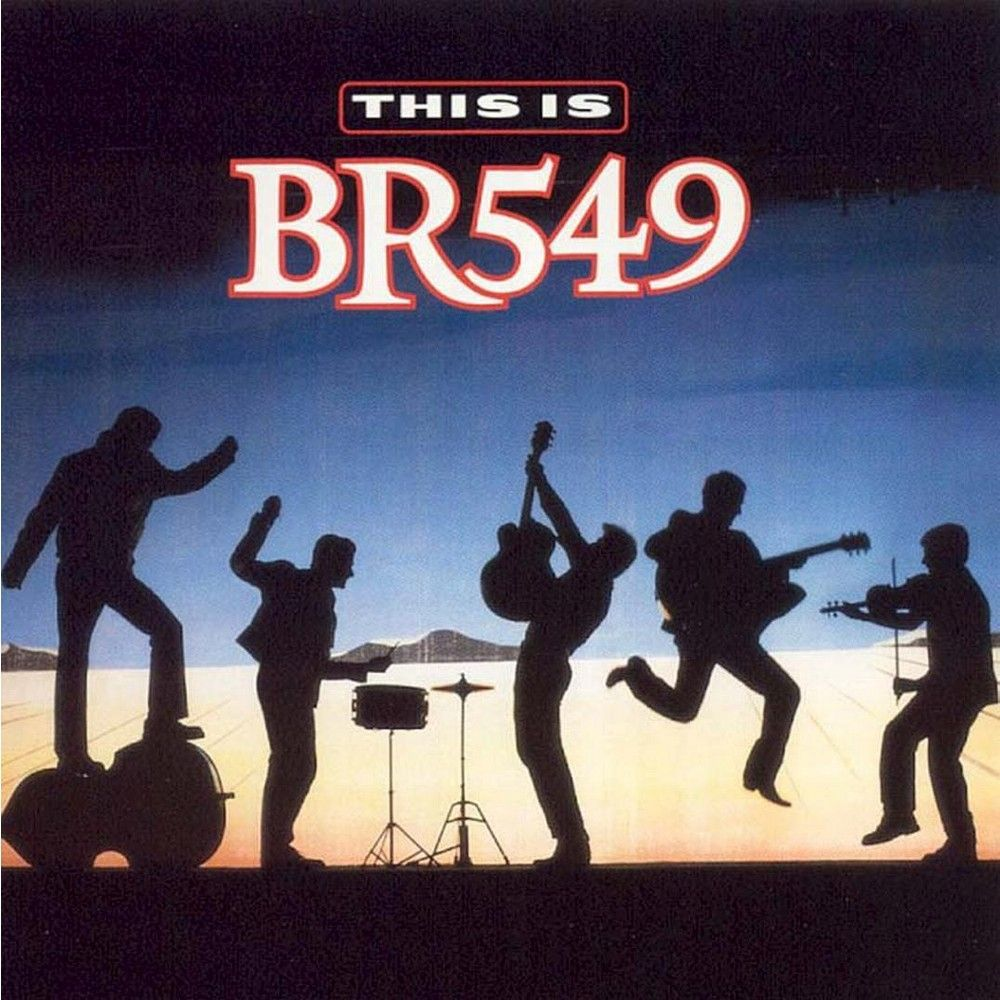 BR5-49 - This Is BR549 (CD)