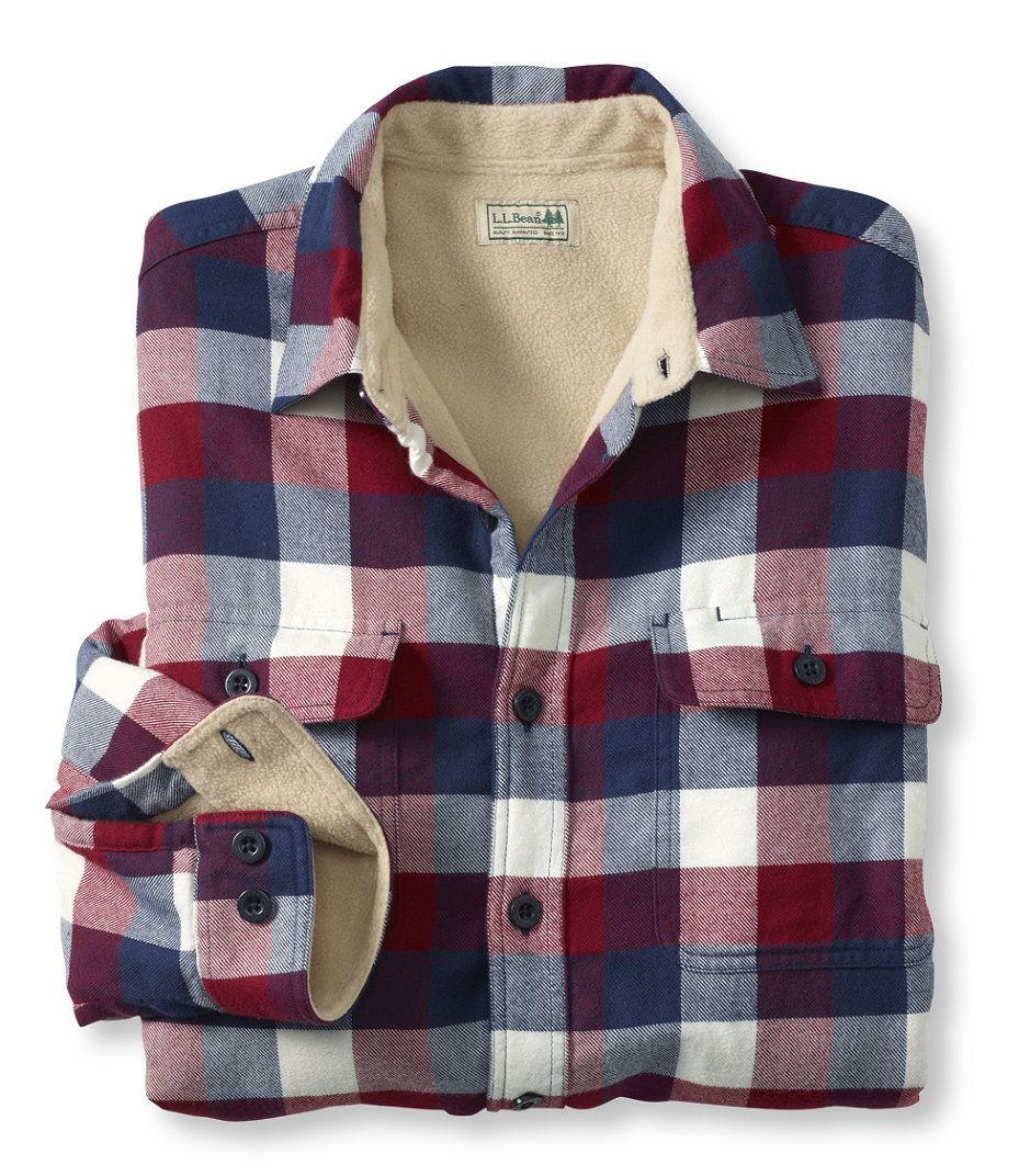 Flannel shirt season  Menus FleeceLined Flannel Shirt  Clothes  Pinterest  Flannel shirts