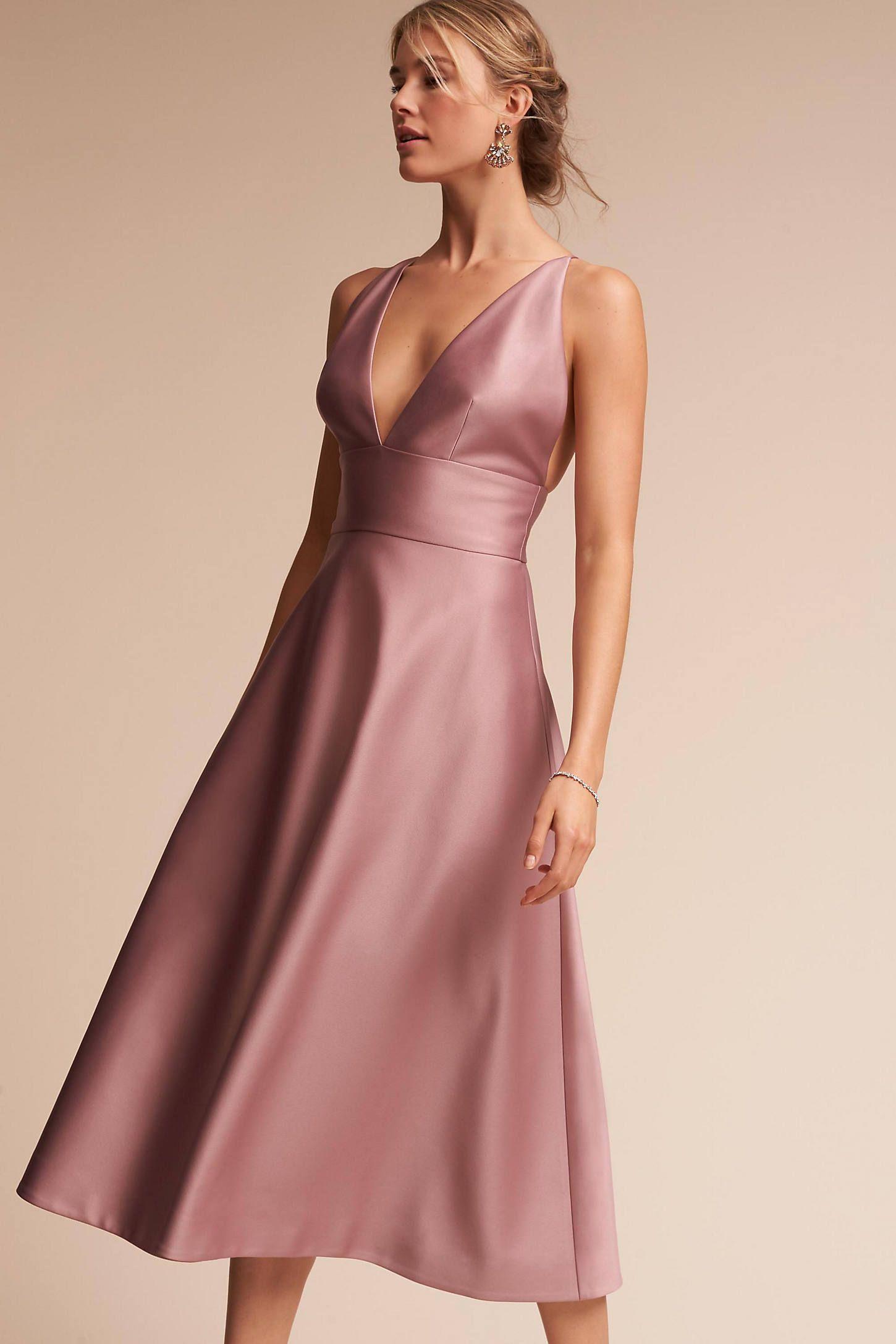 pretty lavender mauve dress | Party Ideas | Pinterest | Vestiditos