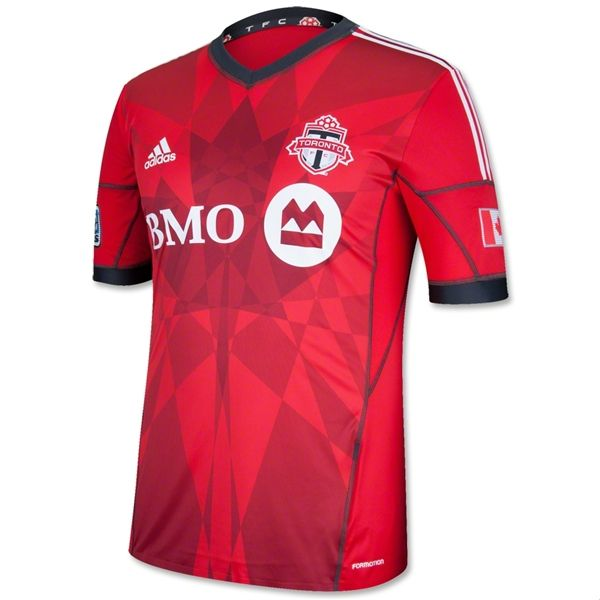 online store 4488d fff75 Toronto FC 2013 Authentic Primary Soccer Jersey $119.99 ...