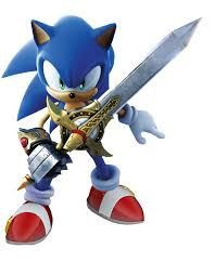 Number 5 sonic