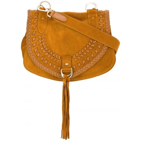 See by Chloe  Collins Shoulder Bag ( 370) ❤ liked on Polyvore featuring bags 8fe3beccac5