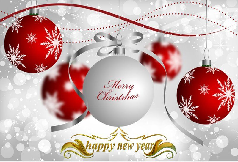 Merry Christmas And Happy New Year Wishes Latest - Merry Christmas ...
