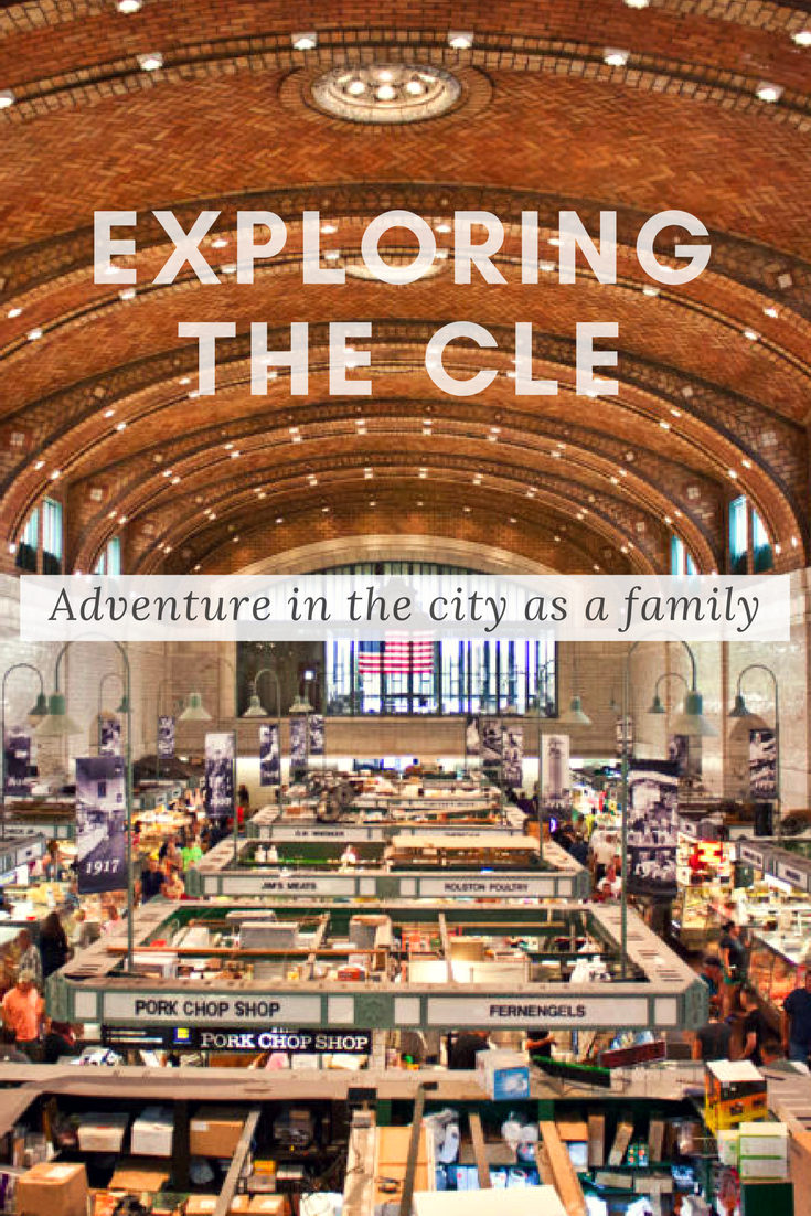 Exploring Cleveland, OH and why you need to do it as well. est2008.com