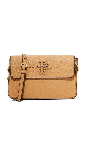 c45c892da052 TORY BURCH Mcgraw Cross Body Bag.  toryburch  bags  shoulder bags  leather