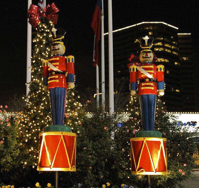 Christmas Lights, Santa Claus