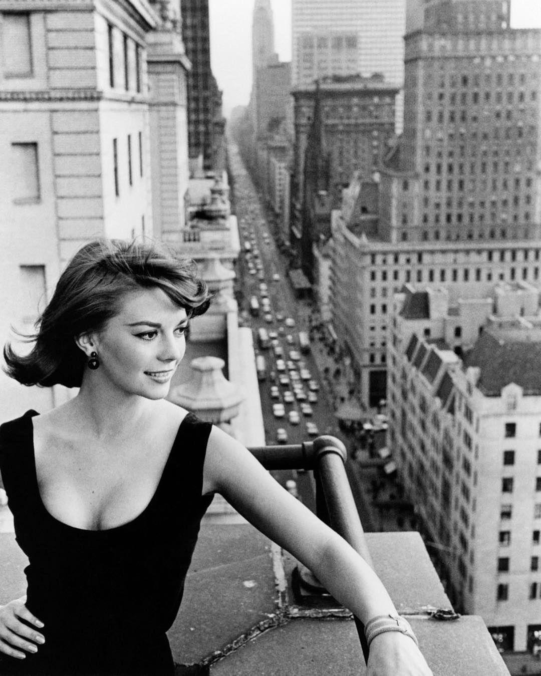 Natalie Wood 1960s Vintage Vintagestyle