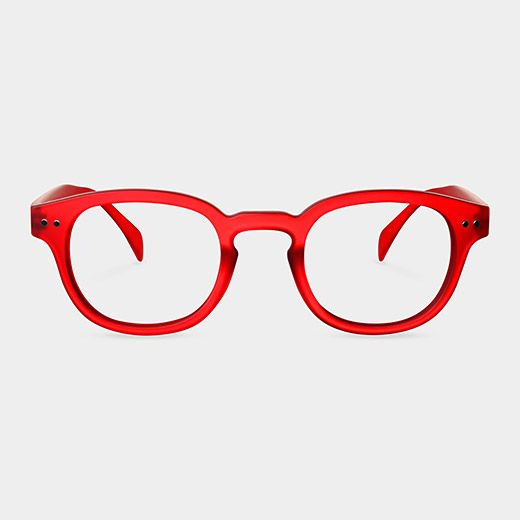 See Concept Reading Glasses - Red Quentin Couturier, Xavier Aguera, and Charles Brun, 2013